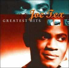 Joe Tex - Greatest Hits - CD New