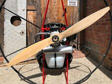 Wooden Propeller: Miniplane Top 80 Powered Paraglider Prop Paramotor 49 inch