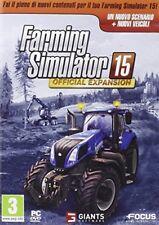 Farming Simulator 15 Official Expansion espansione PC Focus