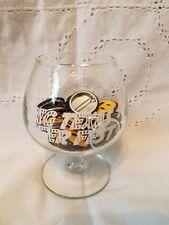 Big Texas Beer Fest Taster Glass with Deep Ellum Brewing Pins