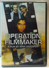 Operation Filmmaker (Icarus Films, 2007) (dv1444)