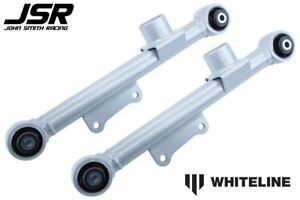 79-04 Mustang GT LX Cobra Whiteline Fixed Rear Lower Control Arms