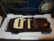 Franklin Mint Limited Edition 1949 Buick Roadmaster Undisplayed 1/24