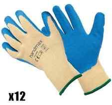 HANDMAX Texas Blue Kevlar Heavy Duty Glove Large Texas-L x12