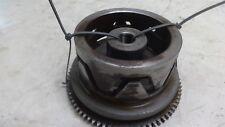 1970 Honda CB750 K0 SOHC HM512B. Engine flywheel rotor starter clutch