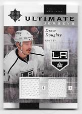 11/12 UD ULTIMATE COLLECTION GAME JERSEY #UJDD Drew Doughty #51/100