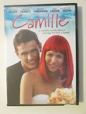 Camille James franco Sienna Miller David Carradine Ed Lauter Scott Glenn DVD