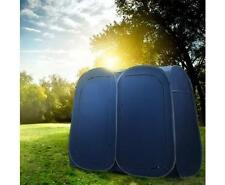 New Double Camping Shower ToiletTent Outdoor Portable Change Room ShelterEnsuite