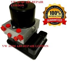 VW GOLF AUDI A3 ABS PRESSURES SENSOR FAULT REAIR LONDON FAULT CODE G201 01435