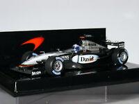 Minichamps Team McLaren Mercedes MP4/17D David Coulthard Team Edition 1/43