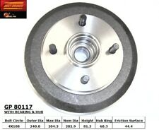 Brake Drum Rear Best Brake GP80117