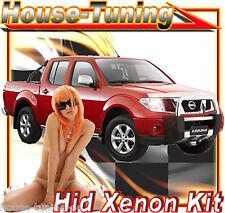 Hid Xenon Kit Nissan Pick Up H4 Bixenon + led posizione omaggio