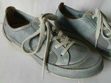 PIKOLINOS chaussures baskets lacets femme CUIR bi-texture 38 TRES BON ETAT