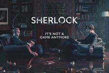 Sherlock Poster Rising Tide 91 5 X 61 Cm