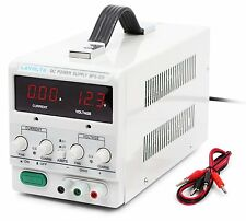 Lavolta BPS305 Variable Linear DC Power Supply 30V 5A Regulated Adjustable Lab
