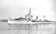 ROYAL NAVY A CLASS DESTROYER HMS ARDENT - SUNK BY SCHARNHORST & GNEISENAU 1940
