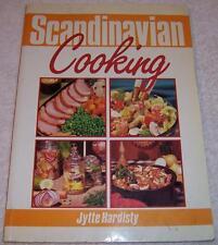Scadinavian Cooking Jytte Hardisty pb cookbook Scandinavia