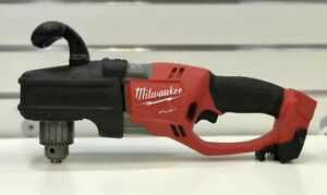"Milwaukee 2707-20 M18 FUEL 18-Volt Brushless 1/2"" Hole Hawg Right Angle Drill"
