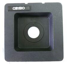 Cambo recessed lensboard lens panel Copal 0 MINT #88156