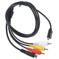 Original VHBW Av audio video cable para Sony gv-hd700 gv-hd700e