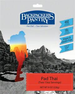 Backpacker's Pantry Pad Thai: 2 Servings