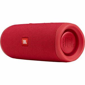 JBL Flip 5 Wireless Waterproof Portable Bluetooth Stereo Speaker (JBLFLIP5REDAM)