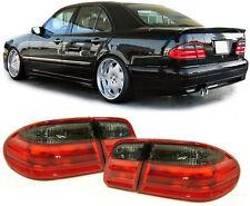Rückleuchten rot schwarz für Mercedes E Klasse Limousine W210 95-02