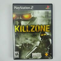 Killzone Playstation 2 Sony Game Complete