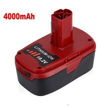New 19.2V 4.0Ah C3 XCP Li-Ion Replacement Battery for Craftsman 130211004 11375