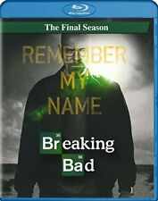 Breaking Bad: The Final Season (Episodes 1-8) (+UltraViolet DC) [Blu-ray] NEW!