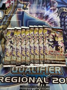 Yu-Gi-Oh 1x Legendary Duelists Magical Hero Booster Pack Unlimited - Read Desc.