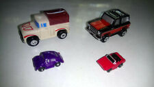 Micro Machines - rare Insiders Collection complete set #4 - 1989 Galoob