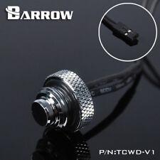 "Barrow G1/4"" Silver Temperature Sensor Stop Fitting - 020"