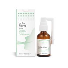 Spray Gola naturale antinfiammatorio - con Argento Colloidale - Santé Naturels