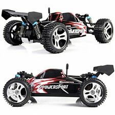 Newest Wltoys A959 Upgraded Version 1/18 2.4G 4Wd Rtr Off-Road Buggy Rc Car Au