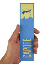 Truman Capote Bookmark! Breakfast at Tiffany's, in cold blood, harper lee, books