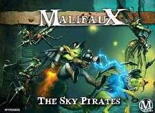 Malifaux: Gremlins - The Sky Pirates (Zipp Crew) Bonus M2E Model Included in Box