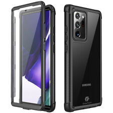 For Galaxy Note 20 / 20 Ultra 5G Shockproof Waterproof Case w/ Screen Protector