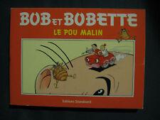 Bob et Bobette Le Pou malin Publicitaire Omega Pharma Vandersteen