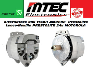 Wechselstromgenerator 28v 175AH Ampere Prestolite Leece-Neville 24v Motorola