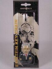 Harmony Ball Pot Bellys Key Chain Albert Einstein #Pbkhae New In Package