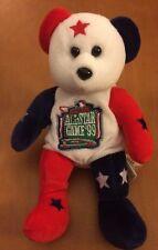 Team Bear Boston All Star Game '99 Bean Bag Bear Plush