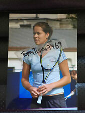 "ANA IVANOVIC TENNIS PHOTO 7"" X 5"" WIMBLEDON"