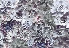 SHADES FLORAL Photo Wallpaper Wall Mural FLOWERS NATURE Art Decor 368x254cm