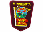 US Minnesota State Patrol Police Patch 1