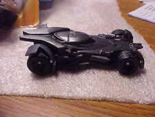 Hot Wheels Mint Loose Retro Batman VS. Superman Batmobile with Real Riders