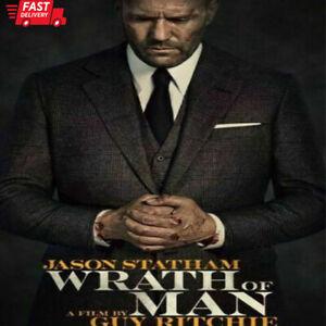 Wrath of Man [2021] NEW* Jason Statham * FREE SHIPPING !!!