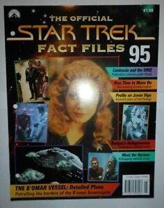 Il Ufficiale Star Trek Fact Lime #95