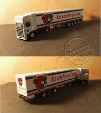 Camion Miniature La vache qui rit 1/87 HO