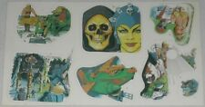 He-Man Master Of The Universe 12 Stickers #1 To #99